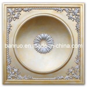 Decorative Square Ceiling Medallions for Dining Room (PUDH08-SZ) pictures & photos