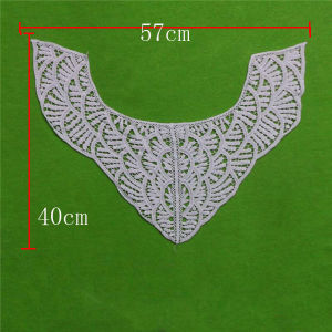 Fashion Cotton Chemical Collar (cn135) pictures & photos