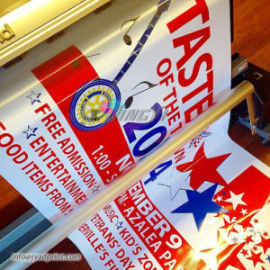 Promotional Outdoor/Indoor PVC Vinyl Banner Printing With design Custom pictures & photos