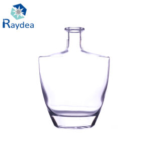 700ml Vodka Glass Wine Bottle pictures & photos