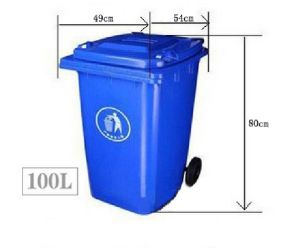 Recycle Trash Bin (100L) pictures & photos