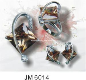 Fashion Sapphire Jewelry Set