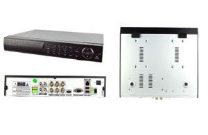 4CH CCTV Analog DVR Recorder Security, HD Digital Video Recorder pictures & photos