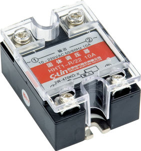 Solid State Relay (SSR 10-40A VA HHT1-R/22 10-40A; HHT1-R/38 10-40A) pictures & photos