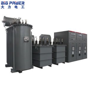 Tcs Series Voltage Reduce and Compensation Solid Soft Starter for 5, 000~50, 000kw Motors pictures & photos