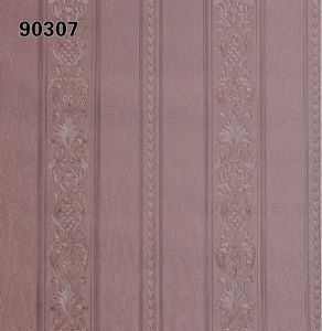 Deep Embossed Wall Paper 90307 pictures & photos