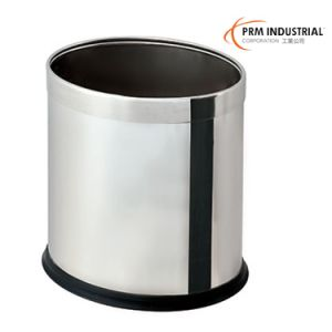 Double Layer Garbage Can & Hotel Room Dustbin pictures & photos