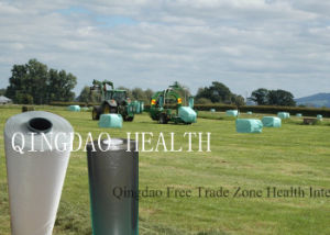 1500m X 25mic X 750mm Light Green Silage Film pictures & photos