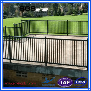 Residential Aluminum Garden Fencing