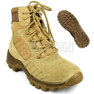 Military Army Tactical Desert Boots with ISO Standard pictures & photos