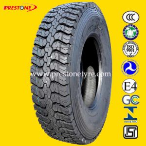 Good Ride Heavy Duty Radial Tubeless Truck Tyre 11r22.5 12r22.5 315/80r22.5 pictures & photos