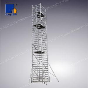 Aluminium Wide Scaffolding Tower (RJ-ALUM-1370) pictures & photos