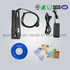 Track 1/2/3 Magnetic Strip Card Reader/Writer pictures & photos