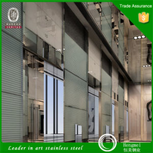 AISI 304 Escalators Door Cladding Decorative Stainless Steel Sheet Elevator Parts with Low Price Wholesale pictures & photos