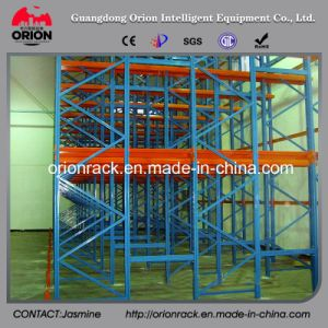 Multi-Layer Steel Structure Storage Drive in Rack pictures & photos