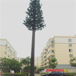 Natural Camouflaged Cedar Tree Branch Tower for Telecom pictures & photos