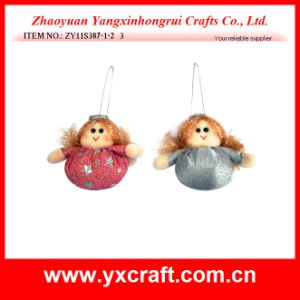 Christmas Decoration (ZY11S387-1-2) Christmas Stuffed Angel China Supply pictures & photos