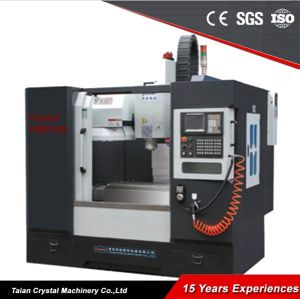 Vmc Machine Price/CNC Vertical Machining Center Vmc550L pictures & photos