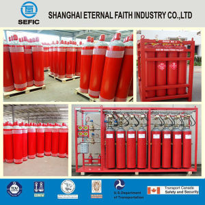 High Pressure Seamless Steel Industrial CO2 Gas Cylinder ISO232 (TPED) pictures & photos