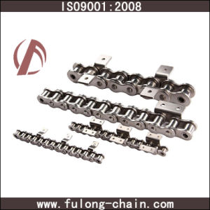 Stainless Steel Conveyor Chain with Attachments (A-1&K-1) pictures & photos