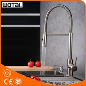 Popular Design Spray Head Kitchen Faucet Kitchen Mixer pictures & photos