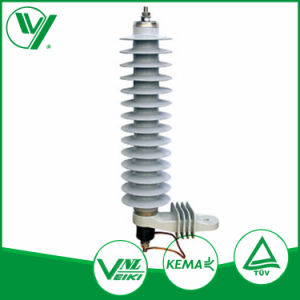 Yh10W5-18 OEM Composite ZnO Moa Compound Shell Lightning Arrestor pictures & photos
