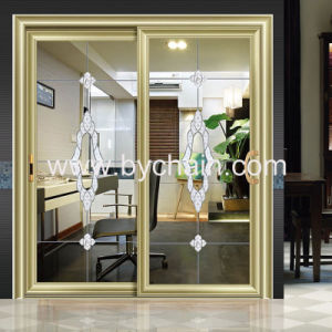 Door Aluminum Profile pictures & photos
