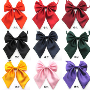 Fashion Women Neck Bow Tie Neckt10
