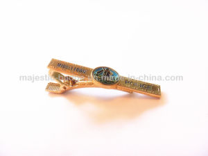 Police Tie Clip of Gold Plating Material pictures & photos