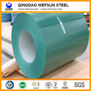 Chinese Glavanized Color Coated Sheet Steel Coil PPGI pictures & photos
