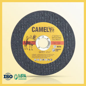 "105X1.0X16mm T41 4"" Flat Cutting Disc for Steel and Stainless Steel pictures & photos"