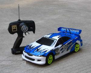 Remote Control Toy 1/10 Nitro RC Model Car for Kid