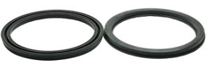 Black EPDM Gasket / High Performance Rubber Seal Y Shape O-Ring pictures & photos