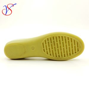 Six Color Soft Comfortable Flax Lady Women Shoes Sv-FT 011b pictures & photos
