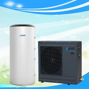 410A DC Inverter Split Type Air to Water Heatpump W/O Tank/ETL/UL/SGS/GB/CE/Ahri/cETL/Energystar Vrha-36an1dcts