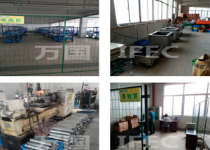 Stainless Steel Sanitary Clamp Butterfly Valve pictures & photos