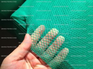 Hapas Tilapia Famring Raschel Fishing Netting pictures & photos