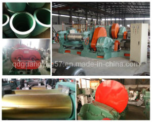 Xk-400 450 560 Rubber Mill Open Rubber Mill Two Roll Rubber Mixing Mill pictures & photos