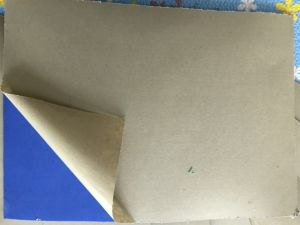 2mm EVA Roll for Shoe′s Materials with Release Paper Laminated pictures & photos