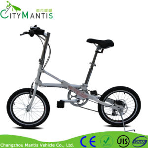 7 Speed Foldable Urban City Bicycle/Bike for Adults pictures & photos