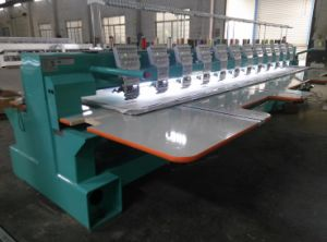 Hye-FL915 /250*550*1200 Flat Computerized Emboirdery Machine pictures & photos