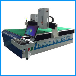 CNC Glass Engraving Machine/ 3D Laser Glass pictures & photos