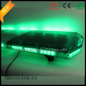 Green LEDs Green Dome Recovery Public Safety Lightbar pictures & photos