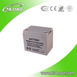 Lead Acid Battery 12V 33ah for Solar System pictures & photos