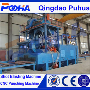 Q69 Series Cleaning Machine/Dteel Profiles Shot Blasting Machine pictures & photos