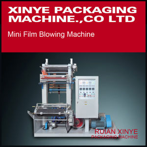 High Quality Lab Use Mini Type Film Extrusion Machine Film Blower pictures & photos