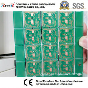 Automatic Barcode Industrial Printer for PCB Plate Circuit Board pictures & photos
