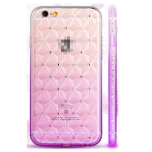 Ultra Diamond TPU Case for iPhone 6s pictures & photos