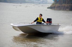 17ft Fiberglass High Speed Rescue Speed Boat pictures & photos