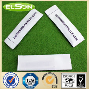 Fabric Anti-Theft RF Garment Label for Clothing Store (AJ-SL-10) pictures & photos